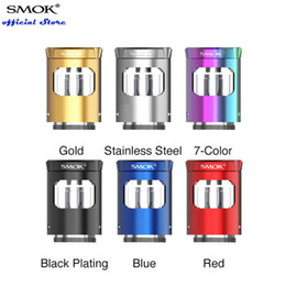 Discount wholesale spare parts - Authentic SMOK Nord 22 Glass Tube with Metal Cover 3.5ml Spare Part for SMOK Nord 22 AIO Vape Pen Kit