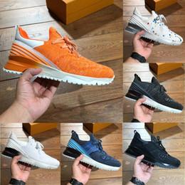 Toptan satış Sıcak VNR Sneaker Erkek Sneakers Örme Sneakers Lüks Tasarımcı Ayakkabı VNR ayakkabı erkekler Trainer Üst Kalite Toptan ile Kutusu