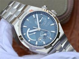 Dual Luxury Watches Australia - TWA Top 2019 luxury men's watch, universal series, multi-functional dual time zone, 42mm luxury watch, 1222 -- SC mechanical movement,