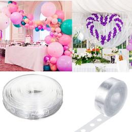 $enCountryForm.capitalKeyWord Australia - New Fashion Balloon Arch Garland Decorating Strip DIY Balloon Tape Tying Tool New Fashion Balloon Decorating Strip