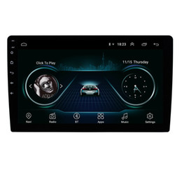 Gps Hd Australia - 10 inch HD HD touchscreen Android 8.1 GPS Navigation Bluetooth Car Audio System