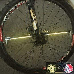 $enCountryForm.capitalKeyWord UK - YQ8003 64 128 LED DIY Bicycle Light Programmable Bike Wheel Spokes Light Motor Tire Lamp Screen Display Image For Night Cycling #562254