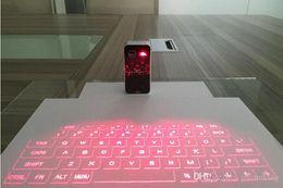 $enCountryForm.capitalKeyWord Australia - Bluetooth 2IN1 Laser Projection Keyboard Mouse For Smartphone PC Tablet Laptop Computer English Keyboard Virtual Keyboard