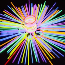 $enCountryForm.capitalKeyWord NZ - Kids Led toys Glow Stick Creative Light Up Party Tube Favors Toys Mixed Colors Festival Decorative Glow Necklaces Bracelets
