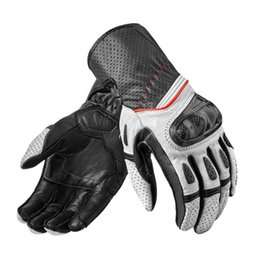 $enCountryForm.capitalKeyWord Australia - New Arrival! Black Red White 2019 Genuine Leather Motorcycle Motorross Racing Riding Gloves leather gloves motorcycle roa