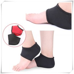 3ee8a4bbe4 Outdoors Foot Heel Ankle Wrap Pads Plantar Fasciitis Therapy Pain Relief  Design Arch Support For Hiking Camping
