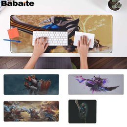 $enCountryForm.capitalKeyWord Australia - Babaite Vintage Cool DOTA 2 Dragon Knight Rubber PC Computer Gaming mousepad Free Shipping Large Mouse Pad Keyboards Mat
