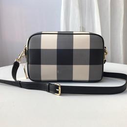 $enCountryForm.capitalKeyWord Australia - Wallet Luxury Handbags Bags New Retro Double Zipper Checked Camera Bag Slant Across Box Single Shoulder Slant Across Bag