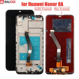 Honor screen replacement online shopping - LCD Screen For Huawei Honor A LCD Display Touch Screen With Frame Replacement For Huawei Honor A LCD Digitizer
