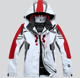 mens ski suits UK - 2020 new men outdoors waterproof warm ski suit jackets men vest 2in1 coat gym suit men coat mens jacket