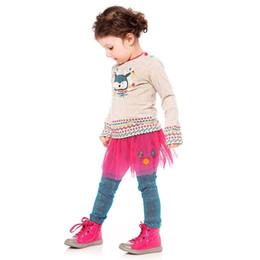 $enCountryForm.capitalKeyWord Australia - Kids Leggings for Girls Pants 2019 Brand Winter Skirt-pants Baby Girls Leggings Children Trousers Dot Princess Skirt Leggings