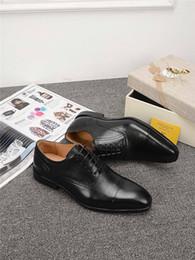 Handmade Patchwork Dress Australia - Men's Modern Dress Shoes Formal Plain Toe Lace up Oxford Shoes Handmade Genuine Leather Men Brogue Blue Wine black Shoes