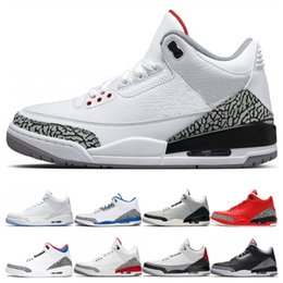 $enCountryForm.capitalKeyWord Australia - Cheap Mens JTH Basketball Shoes Free Throw Line Fire Red Black Cement Pure White QS Katrina True Blue Men Sports Designer Sneaker Shoes