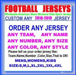 Basketball Football Jerseys NZ - Custom american football jerseys Cleveland Dallas college authentic retro rugby soccer baseball basketball hockey jersey 4xl 5xl 6xl factory