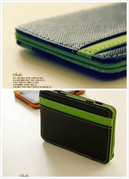 candy wallets wholesale Canada - Hot new Paris style luxury designer classic famous men women men famous leather gy credit card holder mini wallet