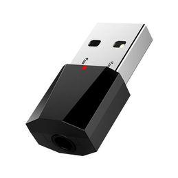 Wireless Usb Music Headphones Australia - X1 Wireless Adapter Bluetooth Receiver for Speaker Headphone Car AUX 3.5mm Jack Mini Audio Usb Bluetooth 4.2 Adapter Music Receiver