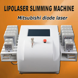 Working laser online shopping - 2019 diode lipolaser mw mw laser lipolysis for body slimming laser weight loss can working at the same time