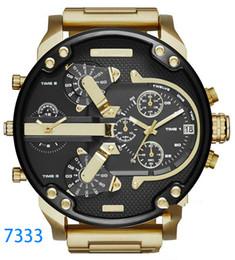 AAA luxury brand Sport military montres mens new original reloj big dial display diesels watches dz watch dz7331 DZ7312 DZ7315 DZ7333 DZ7311 from bridge machine manufacturers
