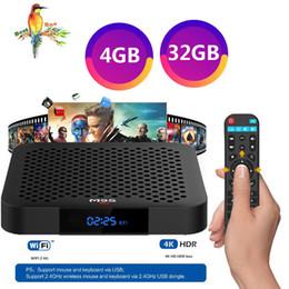 Google Hd Media Player Australia - Hot M9S J2 Smart Android 8.1 TV Box RK3328 4K HDR10 USB3.0 4GB 32GB 2.4G Wifi LAN Bluetooth 4.0 HD Media Player IPTV Smart mini TV Box