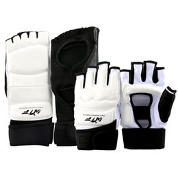 $enCountryForm.capitalKeyWord Australia - Adult Child Protect Gloves Taekwondo Foot Protector Ankle Support Fighting Foot Guard Kickboxing Boot Approved Palm Protector