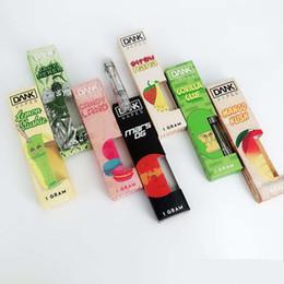 Dab Pens For Australia - DANK M6T MT6 Empty Vape Cartridges Packaging Pen For 510 Thread Vaporizer Dab Wax Vaporizer CO2 Oil Atomizer Fruit Flavors