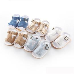 Toddler boy beach sandal online shopping - Kids Sandals Summer Toddler Baby Boys Girls Breathable Sandals Children Infant Anti Slip Crib Shoes Beach Shoes