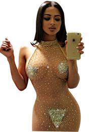 Hot silk kimono online shopping - Pop2019 Beads Hot Sexy Self cultivation Dress