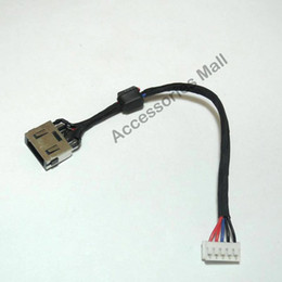 Power Sockets Australia - NEW Laptop DC Power Jack with cable for Lenovo IdeaPad Y700-17ISK 80Q0 DC Connector Laptop Socket Power Replacement
