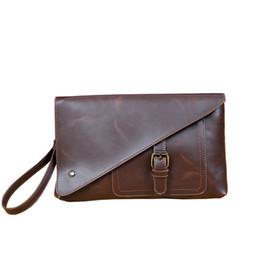 $enCountryForm.capitalKeyWord UK - 2019 Vintage Mens wallet Best PU Leather men clutch wallet Bags Business Handbag Men purse Simple Big Capacity Clutch Purse L168
