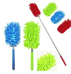 $enCountryForm.capitalKeyWord NZ - 2019 6 color Scalable Microfiber Telescopic Dusters Chenille Cleaning Dust Desktop Household Dusting Brush Cars Cleaning Tool 02ER