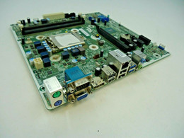 hp 755 motherboard NZ - 793739-501 793739-601 Desktop Motherboard For HP 400 G3 Desktop Motherboard MS-7957 793739-001 DDR4 MB 100% Tested Fast Ship