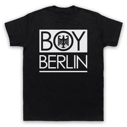 Boy London White Shirt Australia - BOY BERLIN GERMAN EAGLE FUNNY HIPSTER LONDON PARODY MENS WOMENS KIDS T-SHIRT