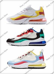 Athletics cAsuAl shoes sneAkers online shopping - React Maxes Men Running Shoes Fashion Casual Jogging Outdoor Sports Mens Athletics Trainers Designer Sneakers react Top Quality