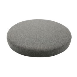 Sale Office Chairs Australia - ISHOWTIENDA 2019 Round Memory Foam Seat Cushion Lumbar Support Pillow Home Office Chair Pad Hot sale