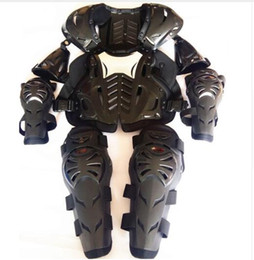 Xl Full Body Suits Australia - Motorcycle Full Body Armor Jacket Spine Chest Protection Gear SX102 Off-road protective equipment anti-drop suit armor KneepadsN