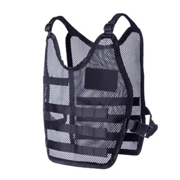 $enCountryForm.capitalKeyWord UK - Adjustable Tactical Hunting Body Molle Vest SWAT Vest for Kid Outdoor Shooting Wargame Protector Paintball Accessories