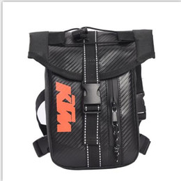 Großhandel laufender Reitrucksack sackt Schulterbeutel KTM Motocross-Kurierkasten- und -beinbeutel HARLEY-Ritter-Werkzeug ein Freies Verschiffen