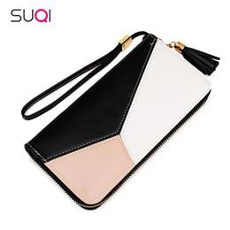 Best Design Handbags Australia - 2019 Women Wallets Brand Best Design Handbag Fashion Female Girls Phone Pocket Purse Card Holder Long Clutch Coin Purse
