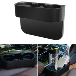 holder auto Australia - Car Cup Holder Drinks Holders Auto Interior Organizer Portable Multifunction Vehicle Seat Gap Cup Bottle Phone Drink Stand Boxes