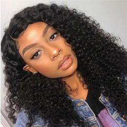 $enCountryForm.capitalKeyWord Australia - Hot Selling Style Indian Virgin Human Hair Kinky Curly Virgin Human Hair Full Lace Wig Natural Color Can Be Dye