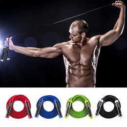 $enCountryForm.capitalKeyWord Canada - 3M Jump Skipping Ropes Cable PVC Handle Fast Speed Jump Ropes Crossfit Training Boxing Sports Exercises Fitness Equipment