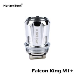 Sub Ohm Coil Pack Australia - Falcon King Mesh Coils M1 + 0.16ohm King Replacement Heads for HorizonTech Falcon Sub Ohm Tanks Atomizers 3pcs pack 100% Authentic