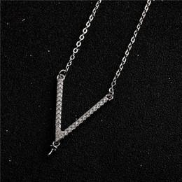 $enCountryForm.capitalKeyWord NZ - HOPEARL Jewelry Drop Pearl Pendant Necklace Blank V Shape Zircon 925 Sterling Silver Mount 3 Pieces