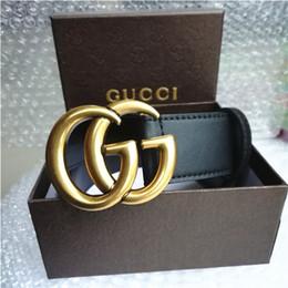 26 Genuine Leather Australia - Italy 1921 luxury designer fashion Big buckle Genuine leather belt brand fashion strap belts for mens womens Jeans mans waistband