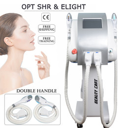 ipl products Canada - New Product SHR OPT epilation machine for hair removal painless ipl light skin treatment elight salon equipment