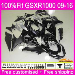 $enCountryForm.capitalKeyWord NZ - K9 For SUZUKI GSX-R1000 GSXR 1000 09 10 11 12 13 15 16 13HM.129 GSX R1000 GSXR1000 2009 2010 2011 2012 2014 2015 2016 Matte black Fairing