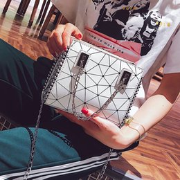 $enCountryForm.capitalKeyWord Australia - Belle2019 Rui Man Chain Bag Woman Tide Hand Bill Of Lading Shoulder Package Temperament All-match Cable Satchel Small