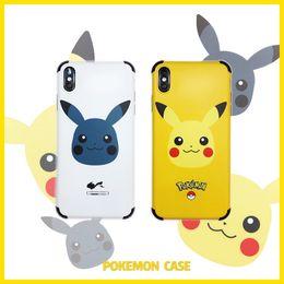 $enCountryForm.capitalKeyWord Australia - Cartoon designer phone case Apple XS mobile phone case iPhone grinding and anti-falling XR couple x Max 6 sexes