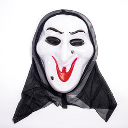 $enCountryForm.capitalKeyWord Australia - Halloween Costume Mask Scary Vampire Witch Ghost Face Scream Mask Skull Skeleton Halloween Christmas Party Horror Masks for Men Gift