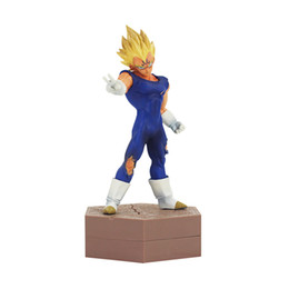China 16cm DragonBall Dragon Ball Z Super Saiyan vegeta 3 Action figure toys doll collection Christmas gift supplier doll vegeta suppliers